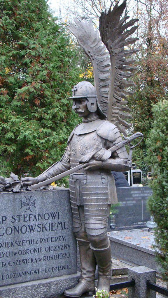 Mogiła Stefana Pogonowskiego