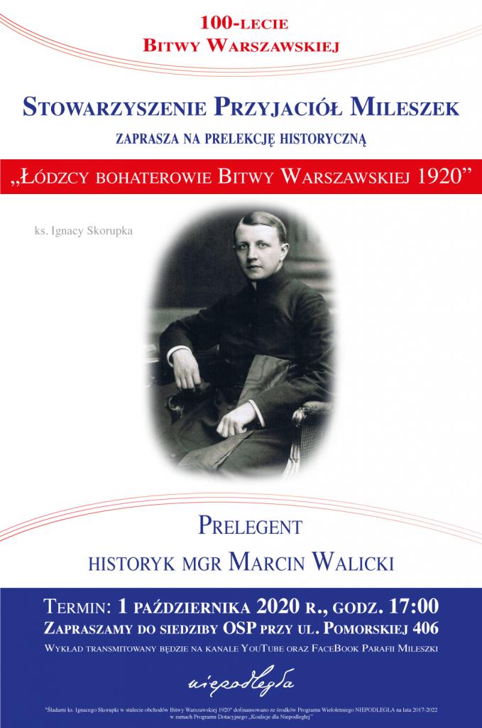 Łódzcy bohaterowie Bitwy Warszawskiej 1920