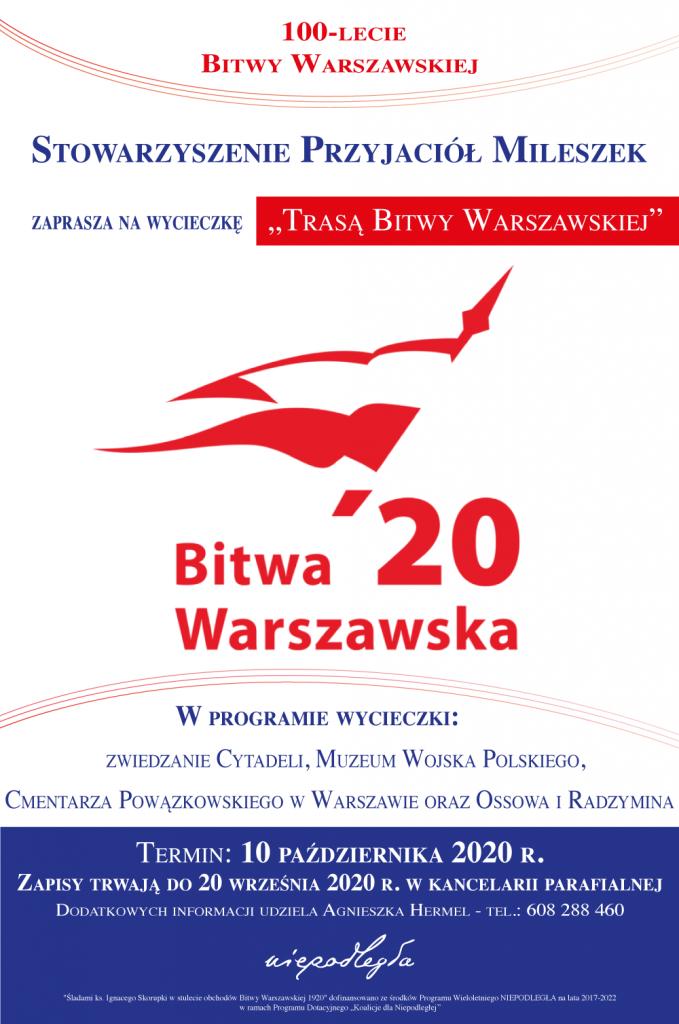 Trasą Bitwy Warszawskiej